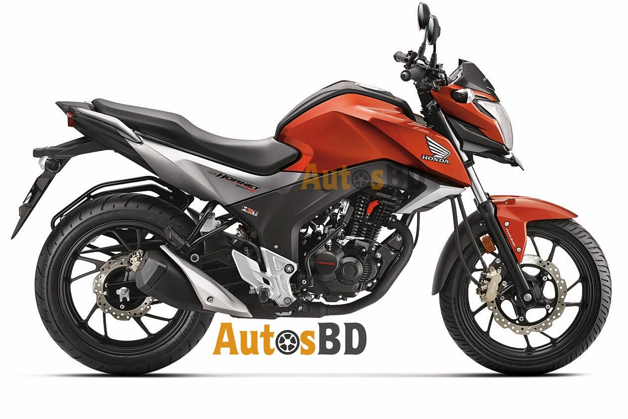 Honda CB Hornet 160R Price in Bangladesh