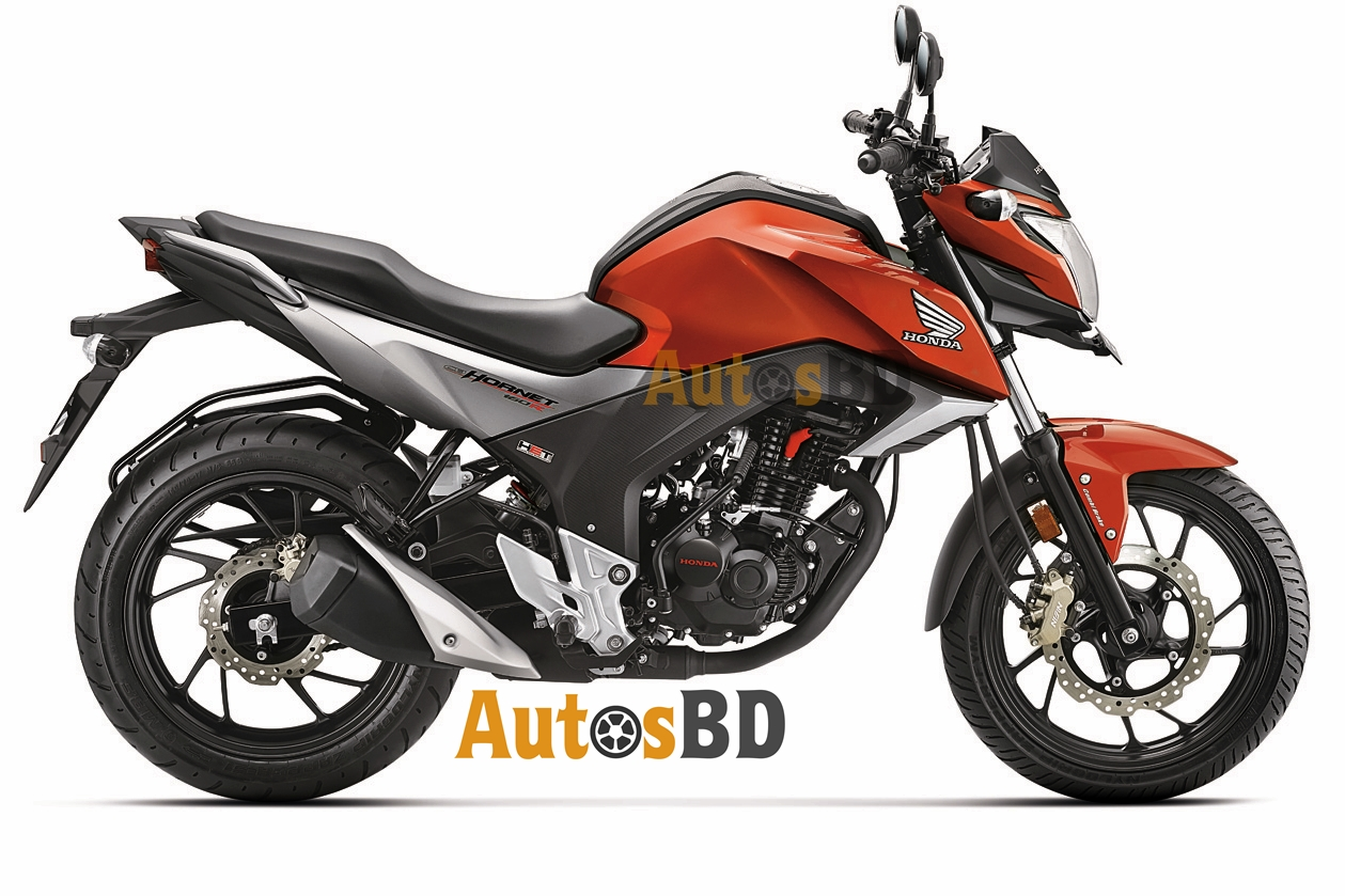 Honda CB Hornet 160R Motorcycle Price in Bangladesh