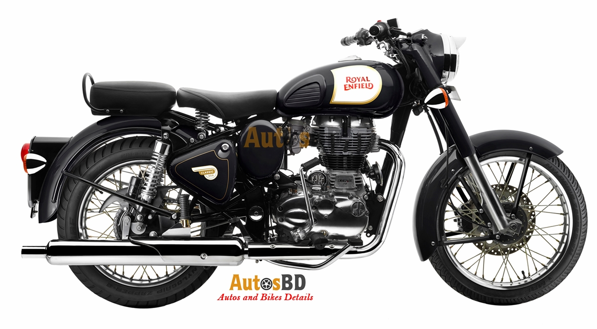 Royal Enfield Classic 350 Specification