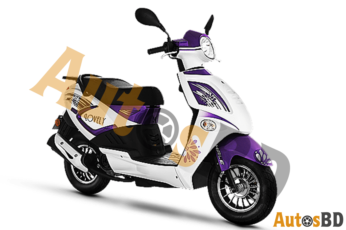 Znen Goldfish 80cc Scooter Specification