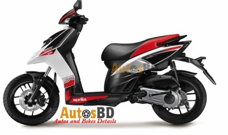 Aprilia SR 150 Motorcycle Specification
