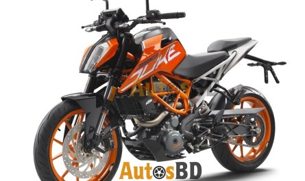 KTM 390 Duke (2017) Motorcycle Specification