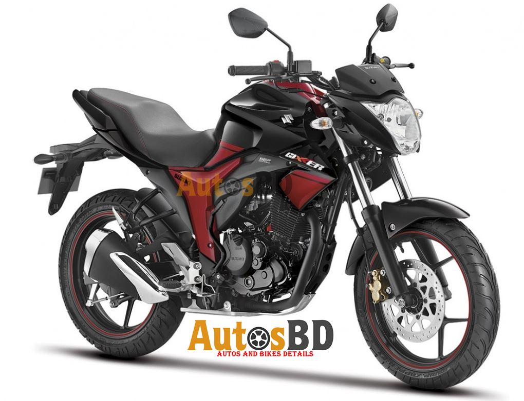 Suzuki Gixxer Dual Tone SD Motorcycle Specification