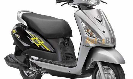 Suzuki Swish 125 Motorcycle Specification