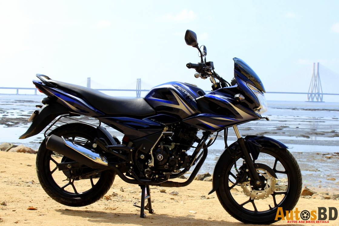 Bajaj Discover 150F Motorcycle Price in India