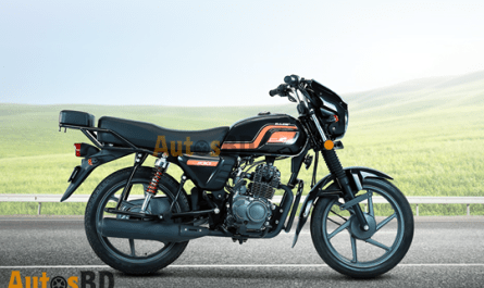 Race City 100 Alloy Motorcycle Specification