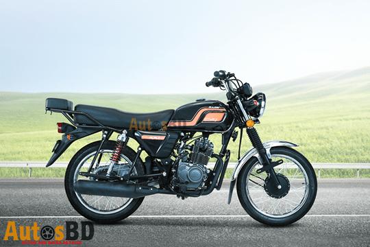Race City 100 Spoke Motorcycle Specification