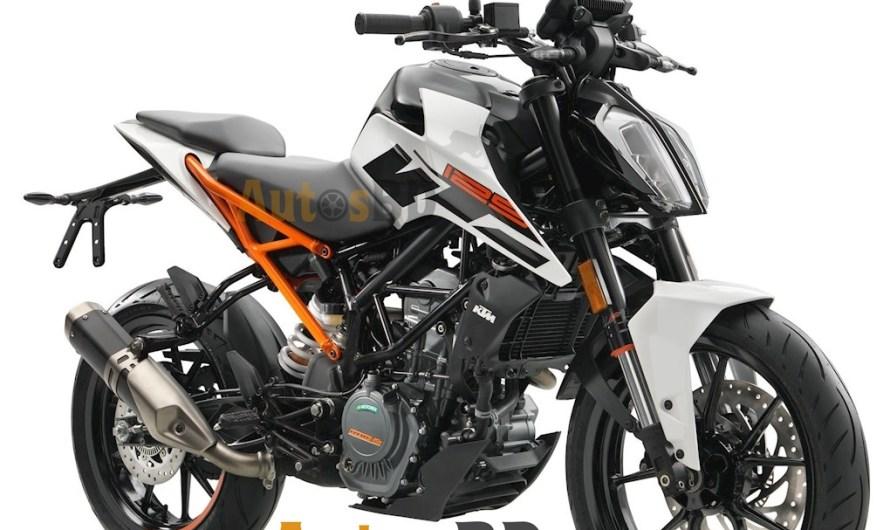 KTM Duke 125 2017 Motorcycle Price in Bangladesh