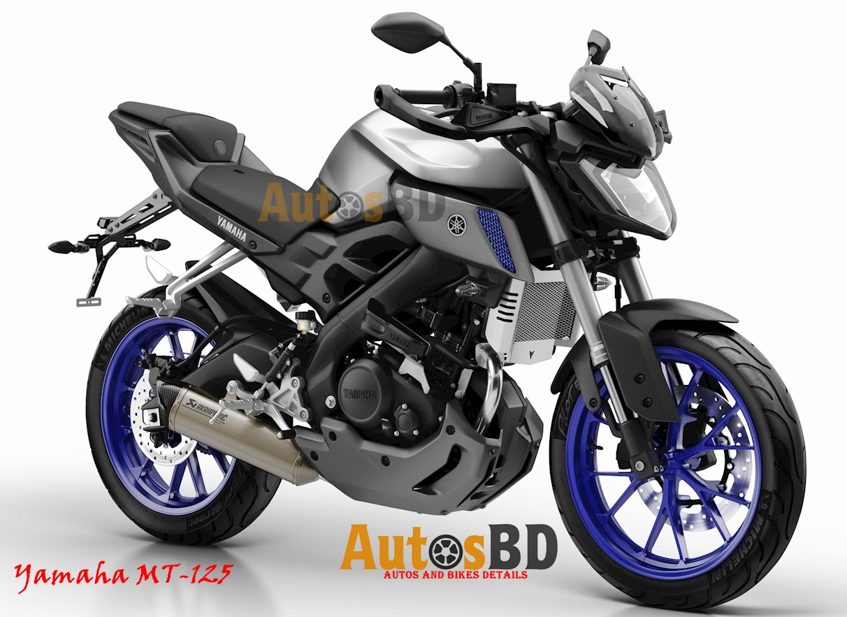 Yamaha MT-125 Motorcycle Specification