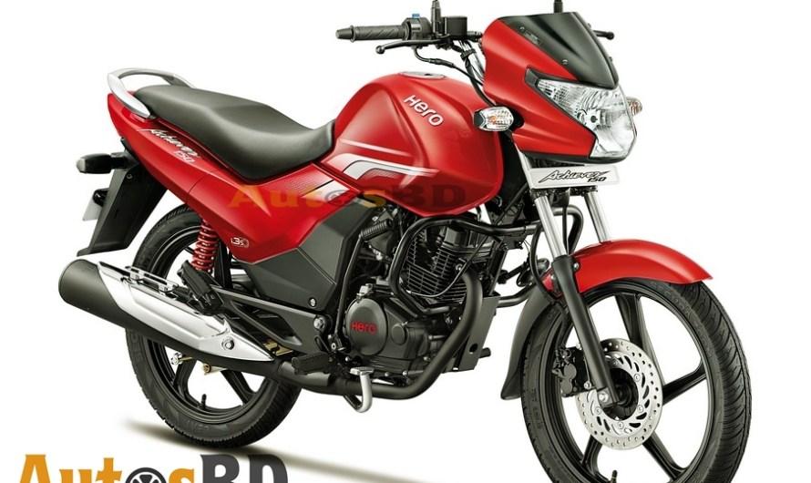 Hero Achiever (2017) Motorcycle Price in Bangladesh