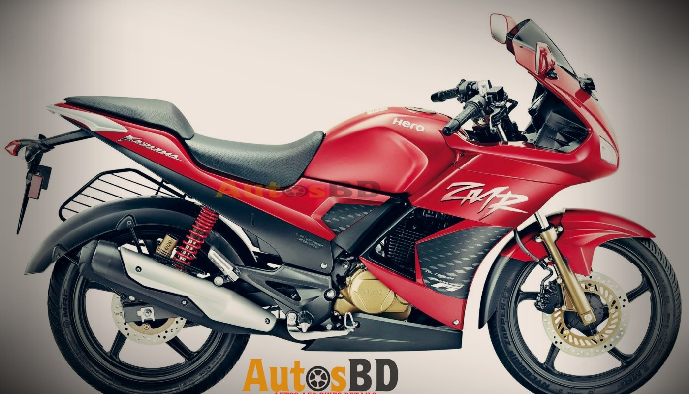 Hero Karizma ZMR Version 2.0 Motorcycle Specification