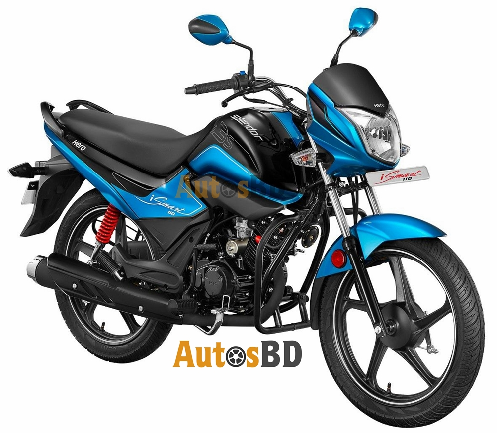 Hero iSmart 110 Motorcycle Specification