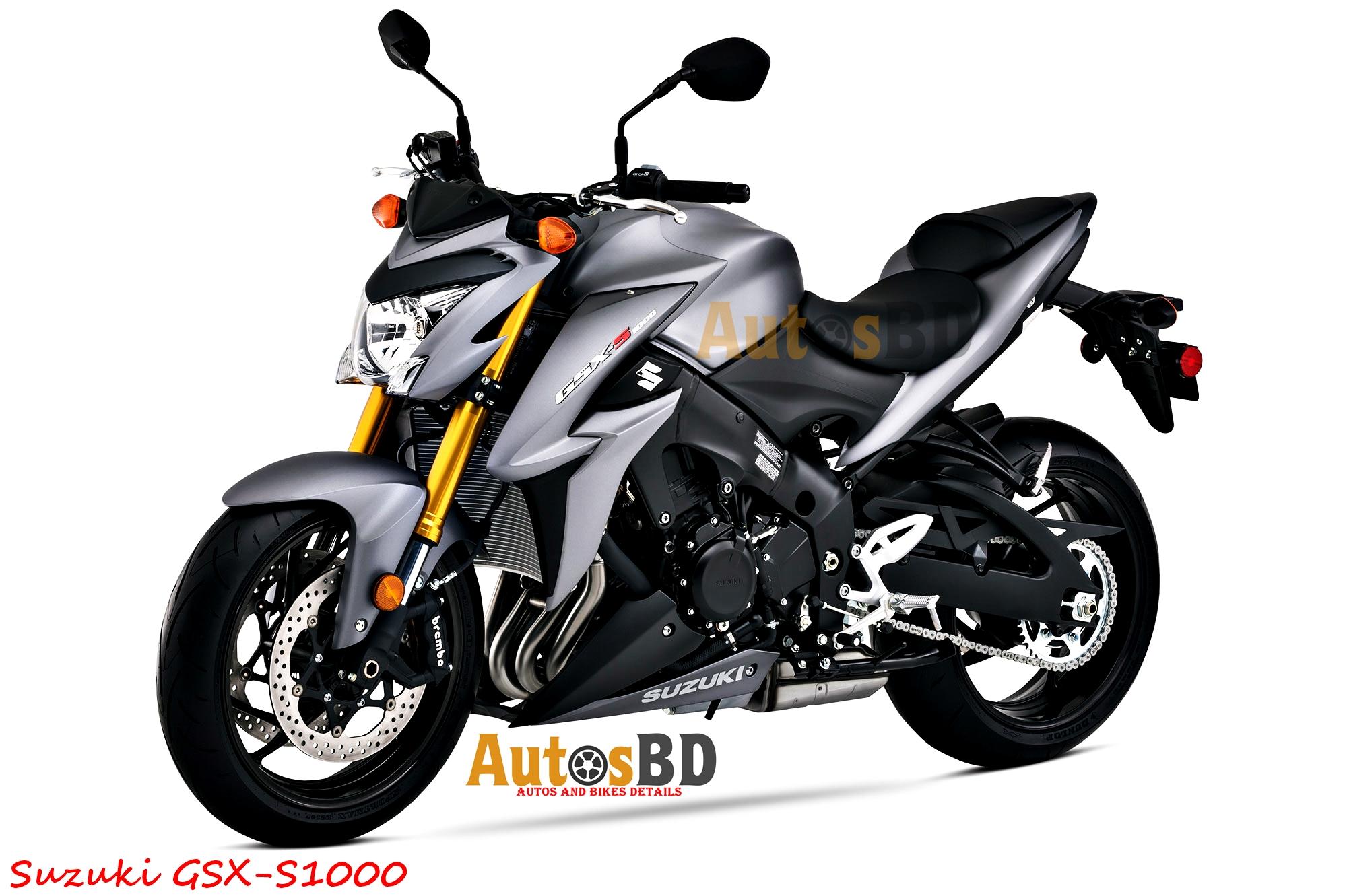 Suzuki GSX-S1000 Motorcycle Specification