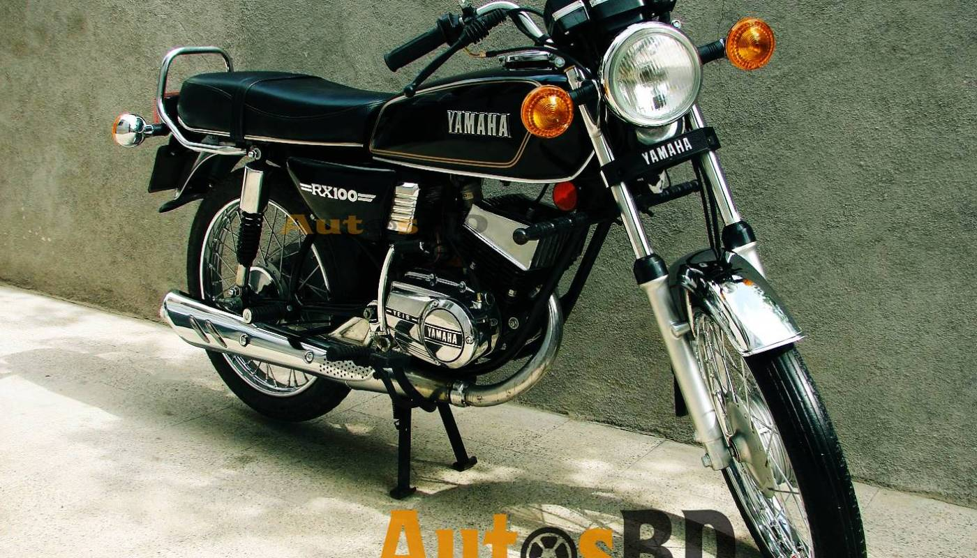 Yamaha RX 100 Specification