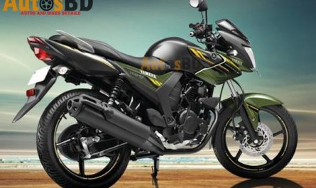 Yamaha SZ-RR Matt Green Edition Motorcycle Specification