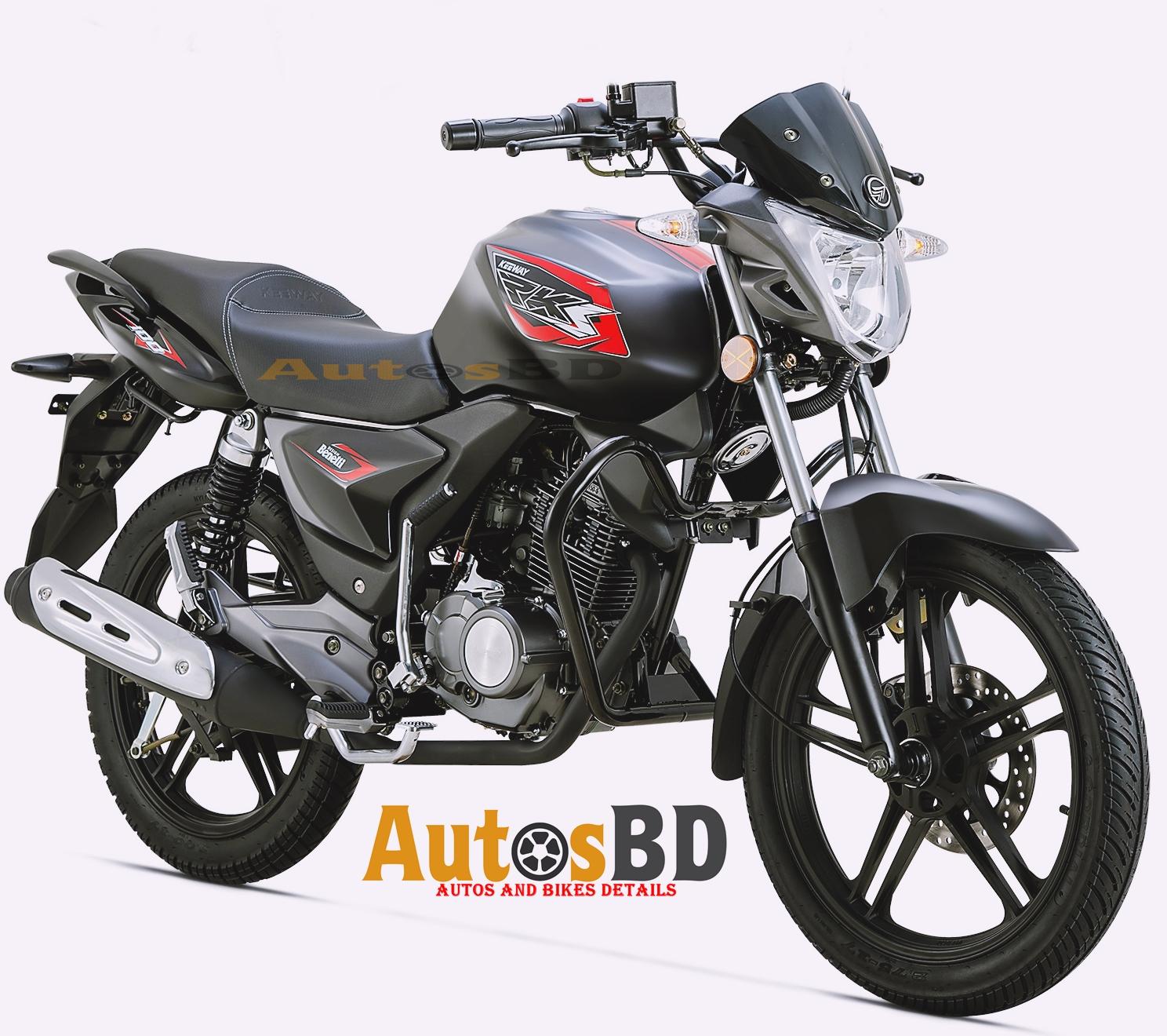 Keeway RKS 100 v3 Motorcycle Specification