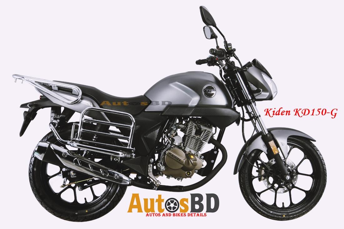 Kiden KD150-G Motorcycle Price in Bangladesh
