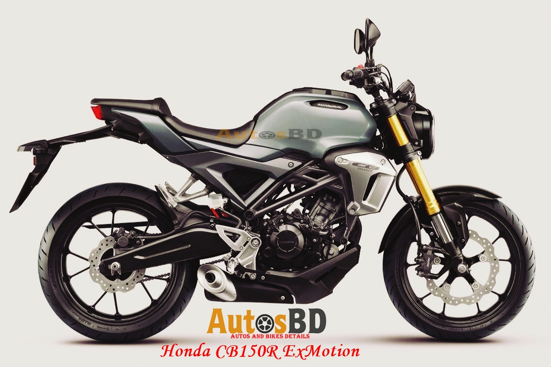 Honda CB150R ExMotion Motorcycle Price in India