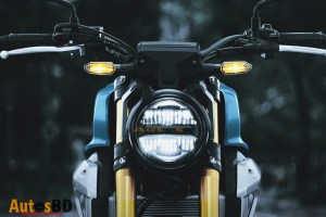 Honda CB150R ExMotion Motorcycle Specification