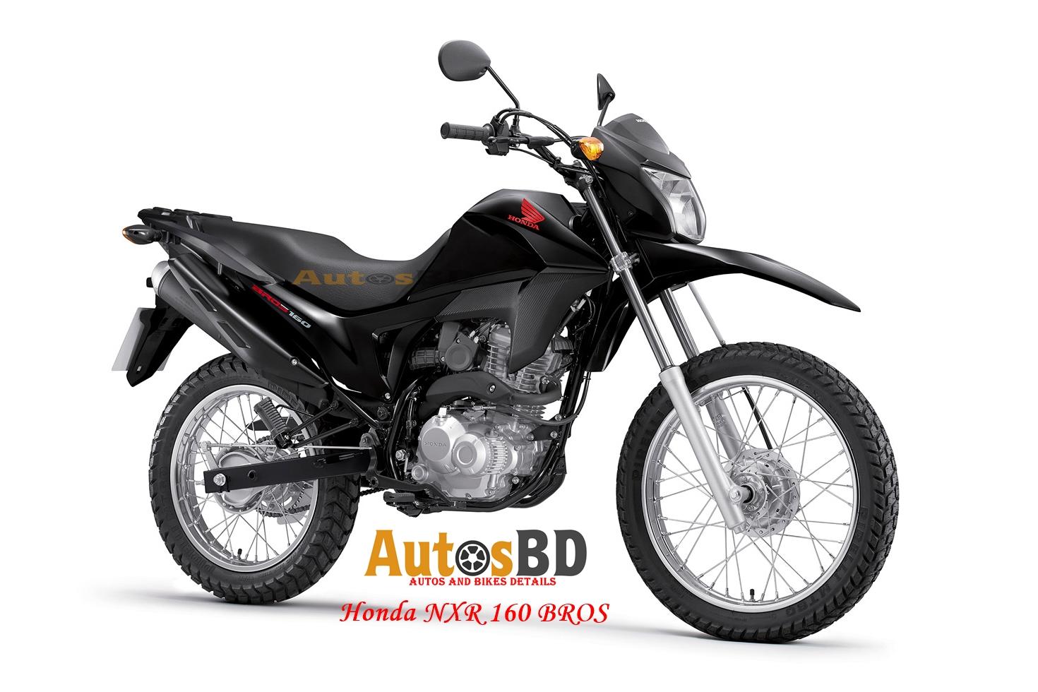 Honda NXR 160 BROS Price in India