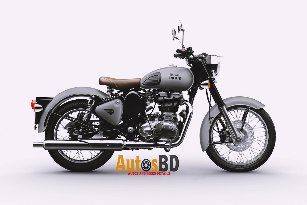 Royal Enfield Classic 350 Rear Disc (Gunmetal Grey) Motorcycle Specification