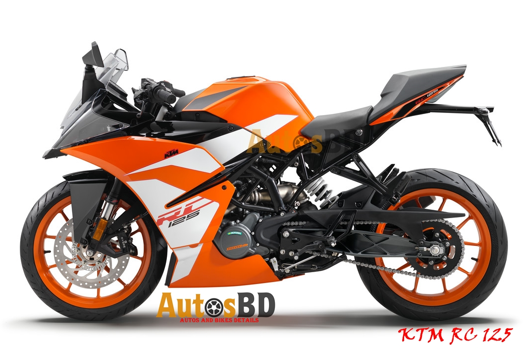 ktm rc 125 motorcycle price in bangladesh specifications. Black Bedroom Furniture Sets. Home Design Ideas