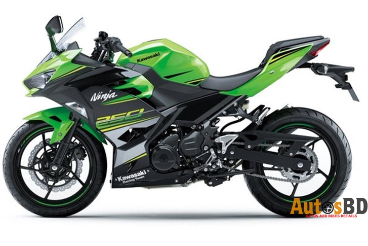 Kawasaki Ninja 250 Motorcycle Specification