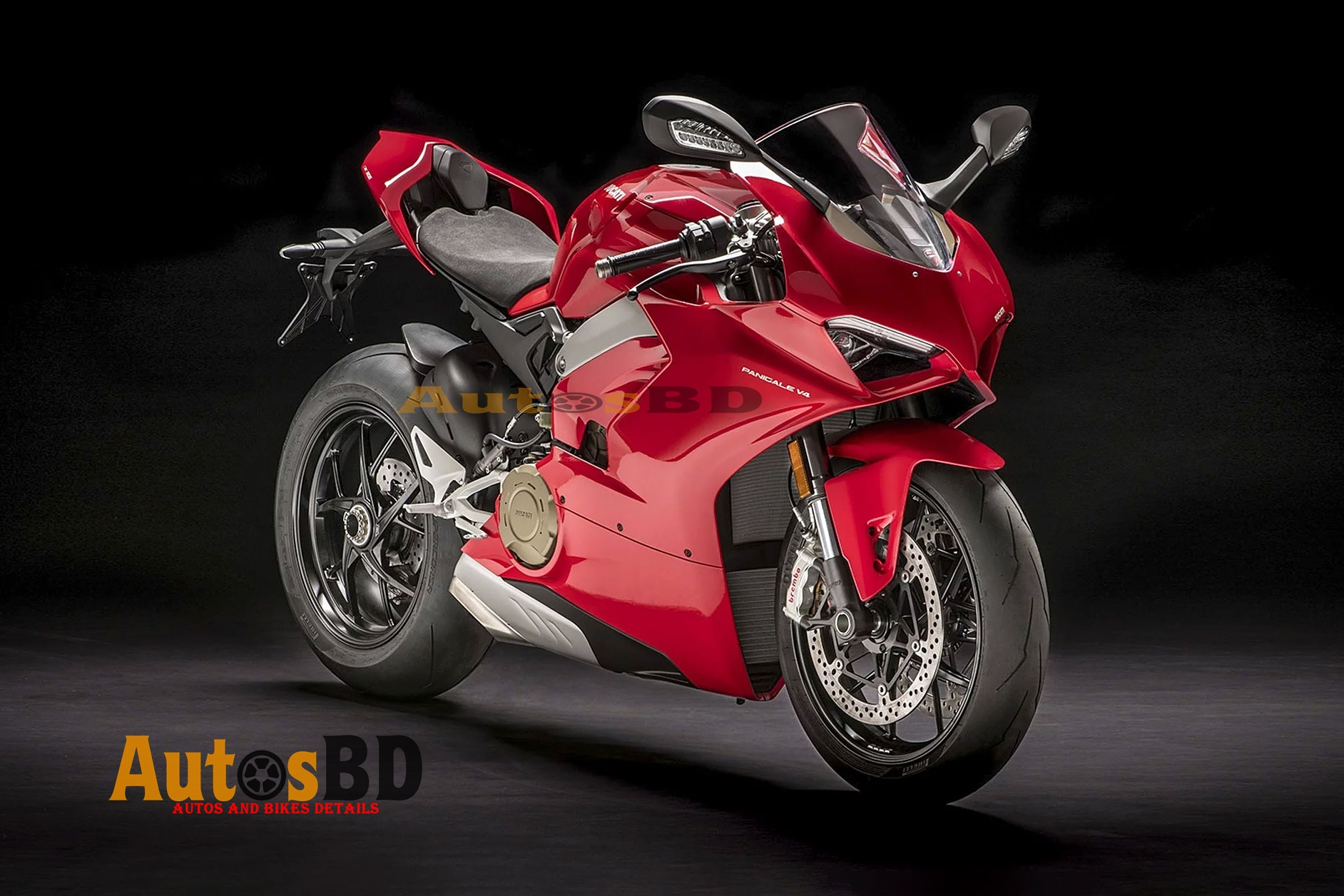 Ducati Panigale V4 Motorcycle Price in India