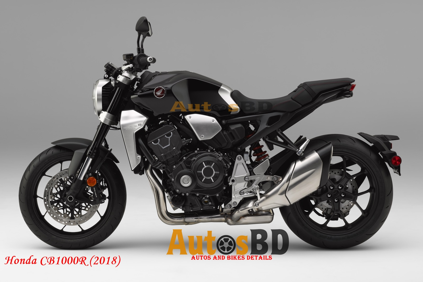 Honda Cb1000rr 2018 >> Honda CB1000R (2018) Specification, Price in India, Top Speed, Mileage & Review