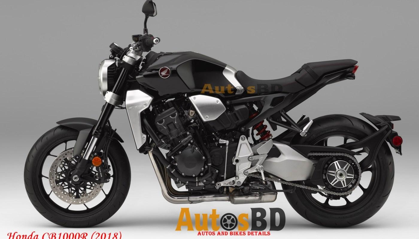 Honda CB1000R (2018) Motorcycle Price in India