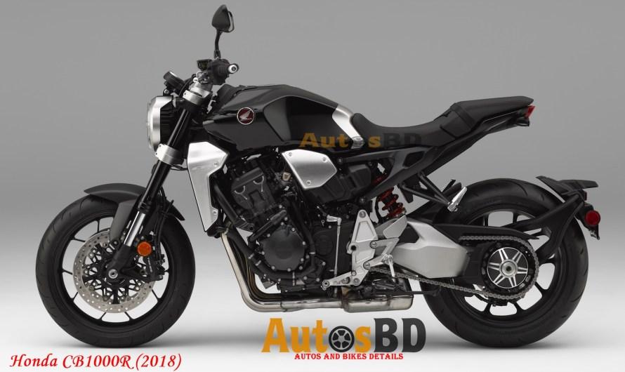 Honda CB1000R (2018) Price in India