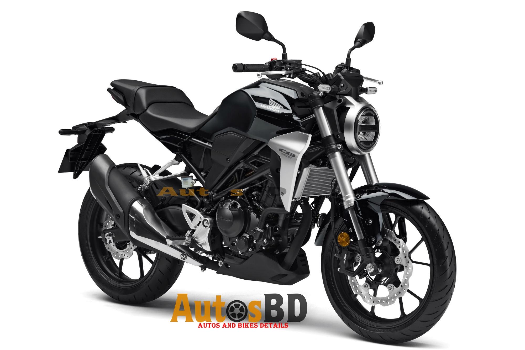 Honda CB300R Motorcycle Specification