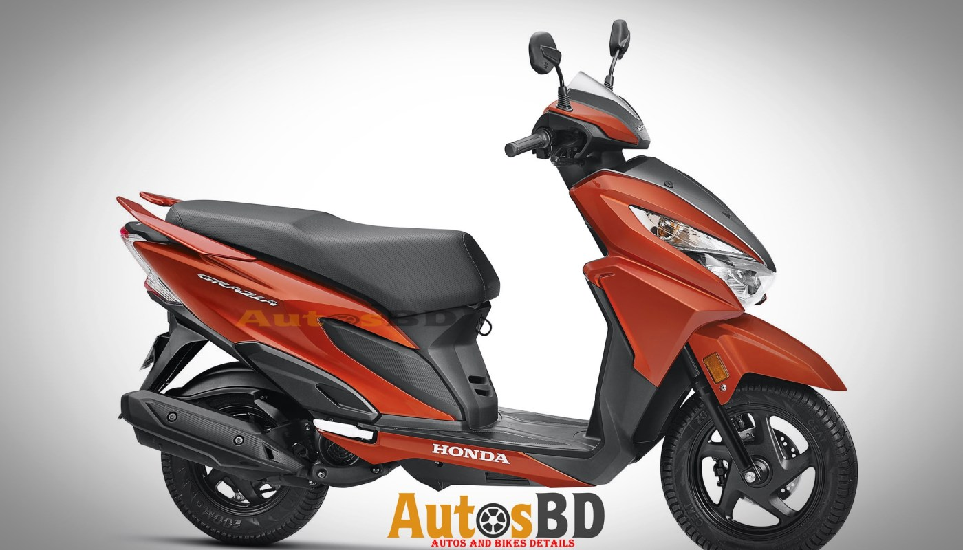 Honda Grazia 125 DLX Price in India
