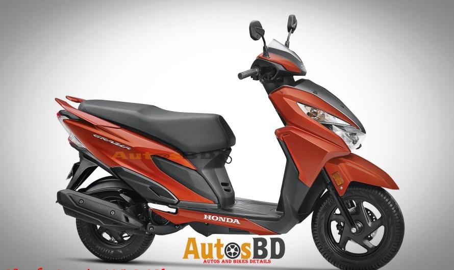 Honda Grazia 125 DLX Specification