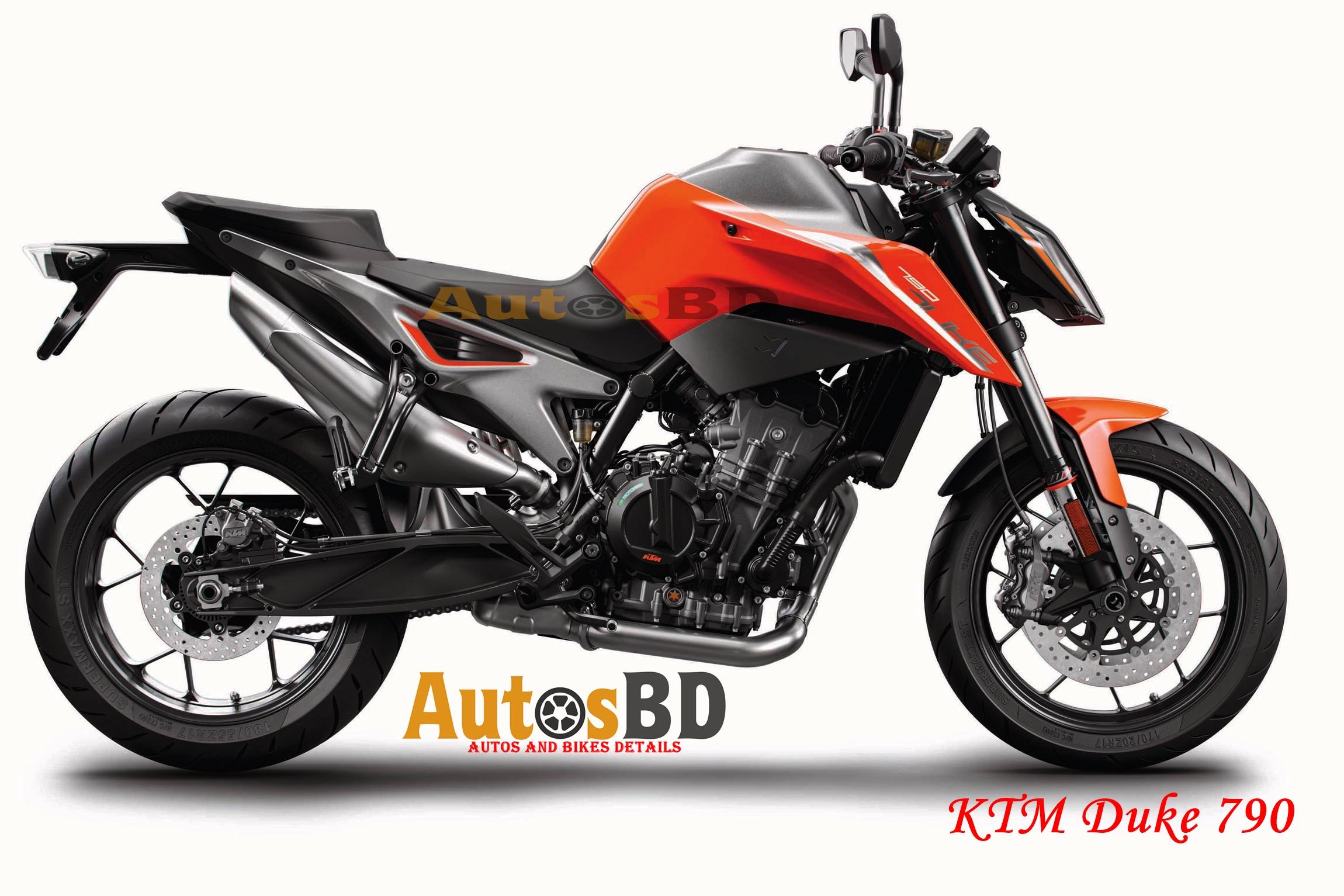 KTM Duke 790 Motorcycle Price in India