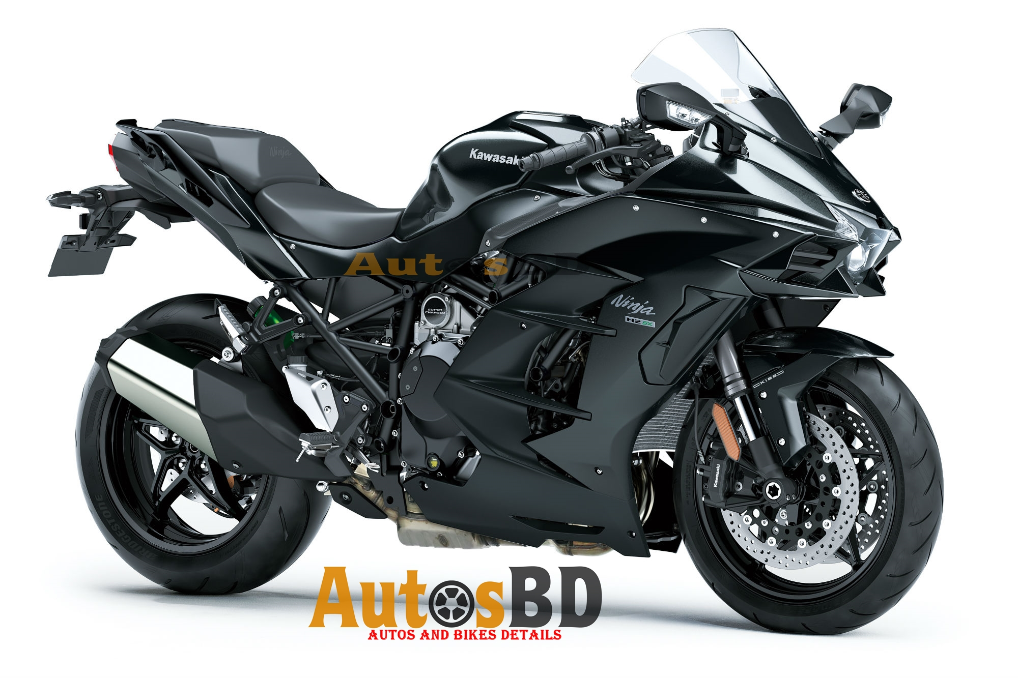 Kawasaki Ninja H2 SX Motorcycle Specification