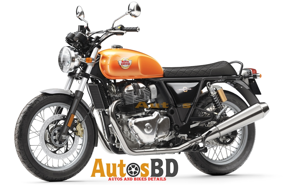 Royal Enfield Interceptor 650 Motorcycle Specification