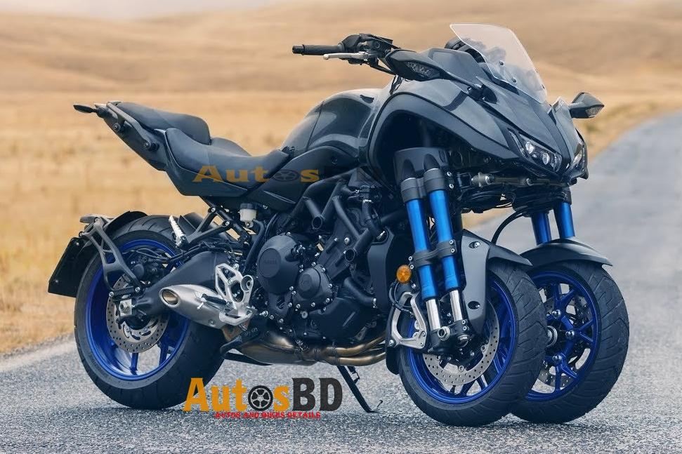 Yamaha NIKEN MWT-09 Motorcycle Specification