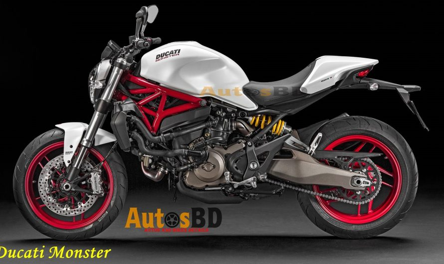 Ducati Monster Specification