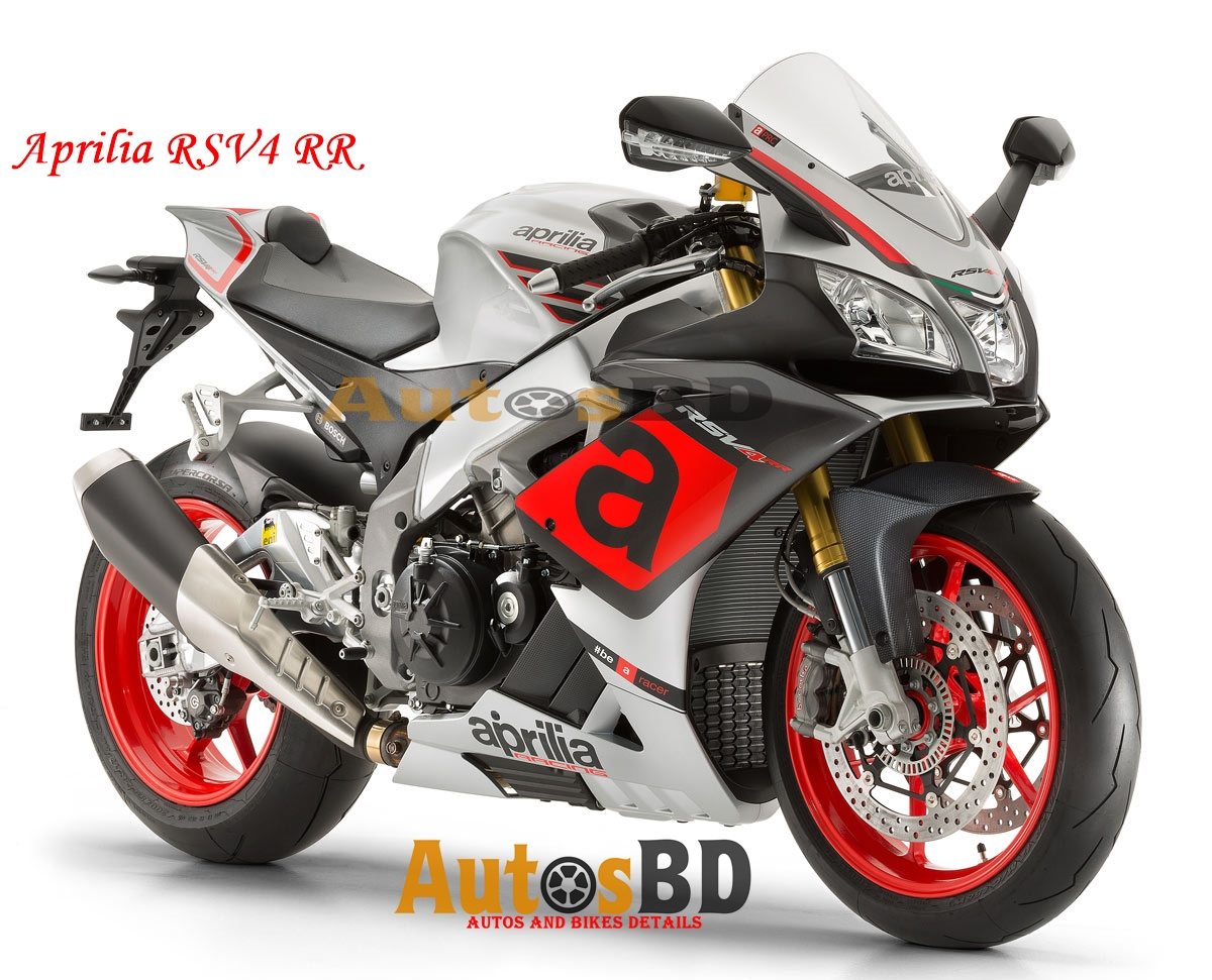 Aprilia RSV4 RR Motorcycle Specification