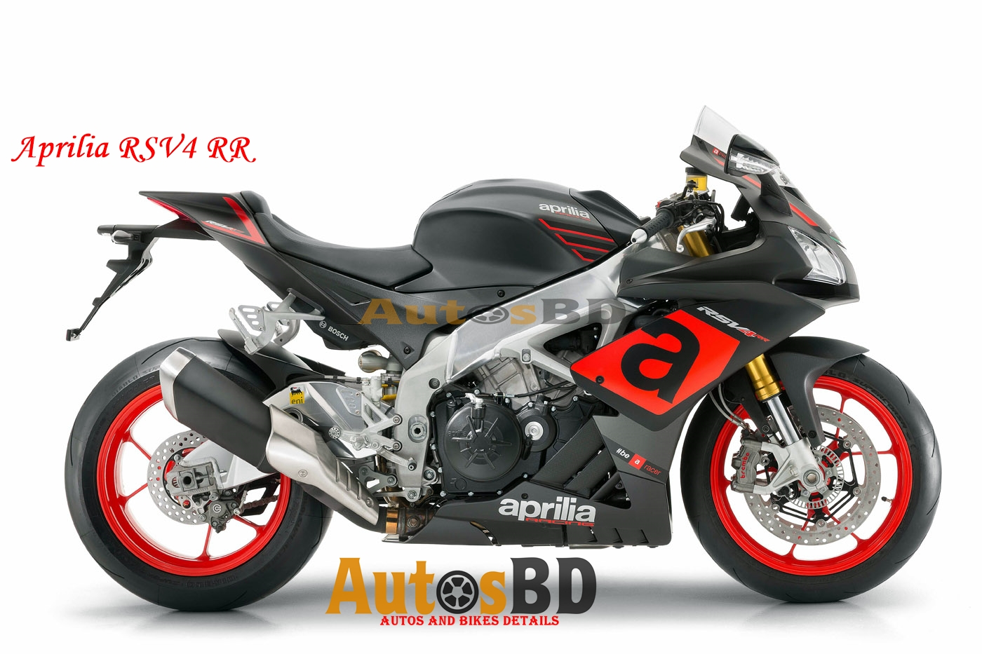 Aprilia RSV4 RR Motorcycle Price in India