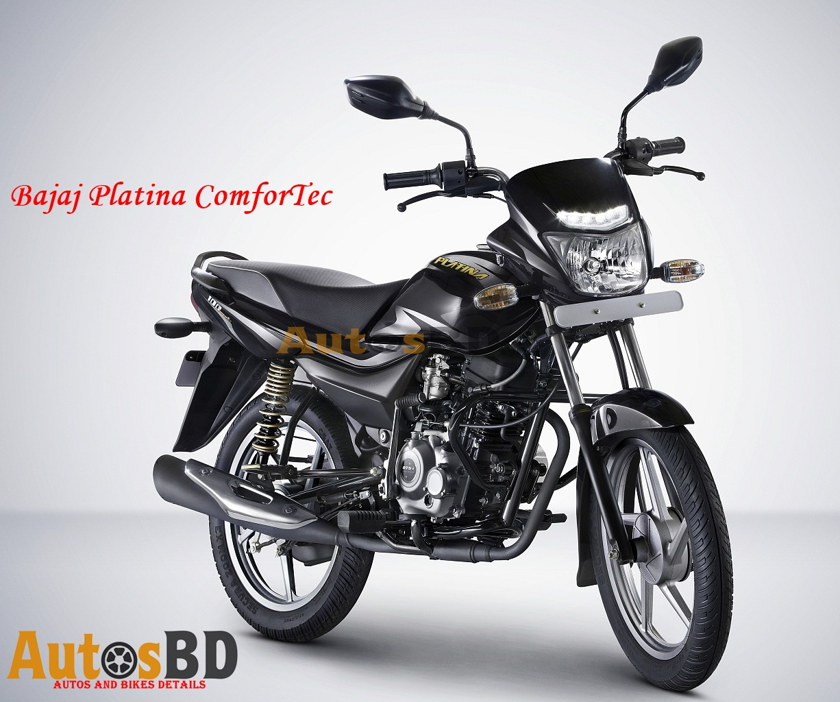 Bajaj Platina 100 ComforTec KS Motorcycle Specification