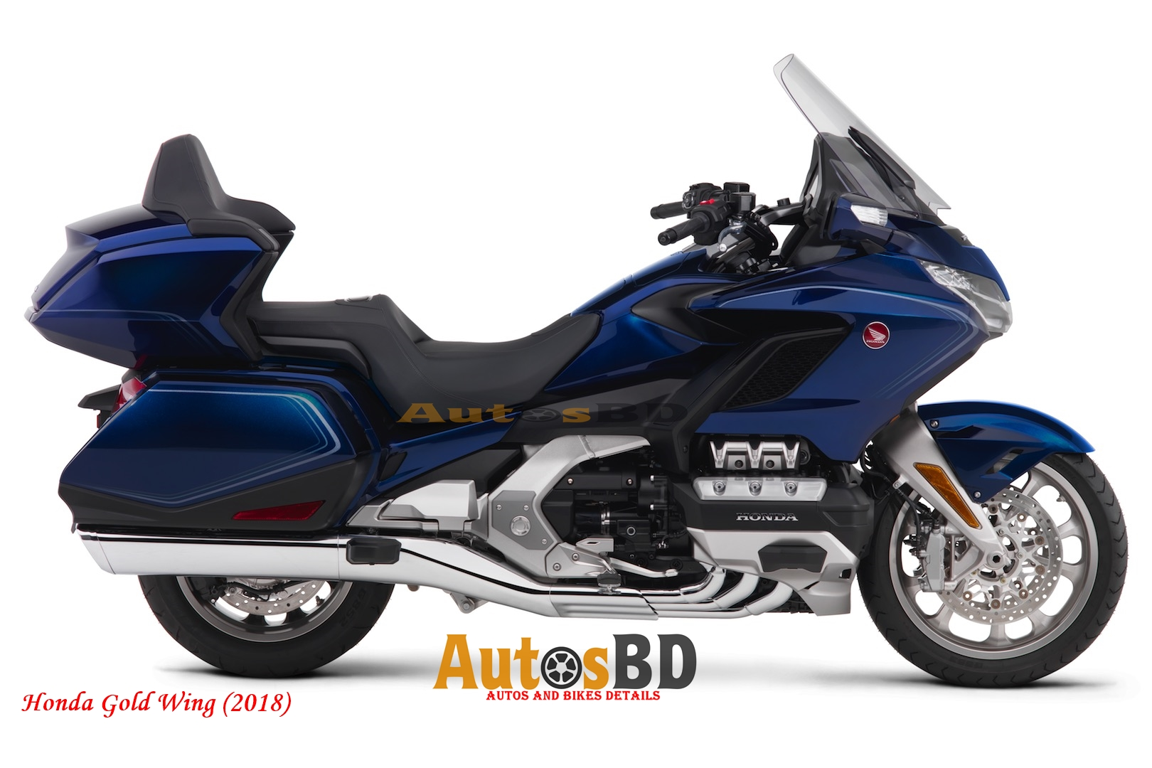 Honda Gold Wing (2018) Motorcycle Specification