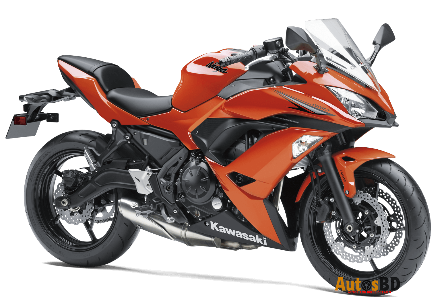 Kawasaki Ninja 650R Motorcycle Specification