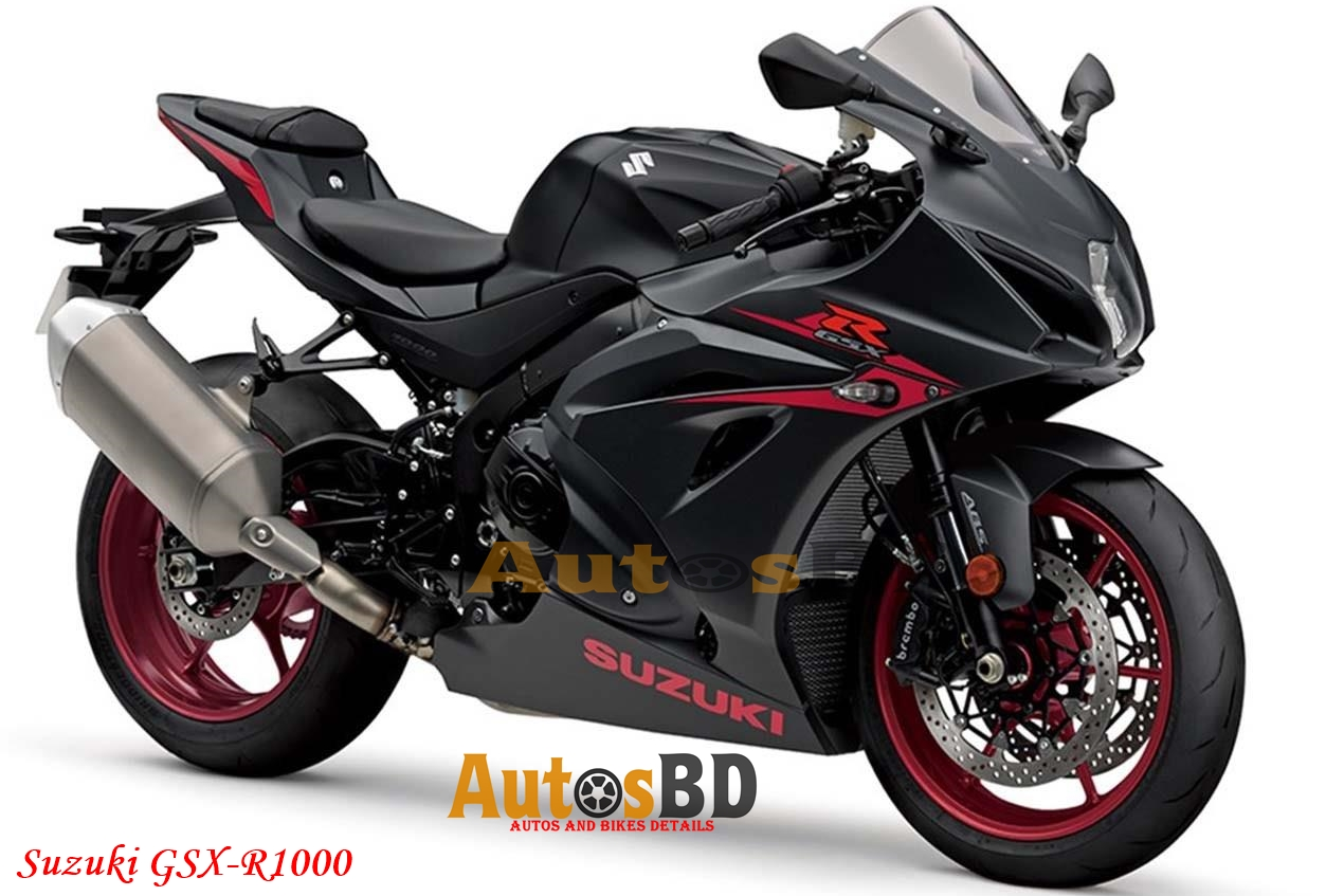 Suzuki GSX-R1000 Specification