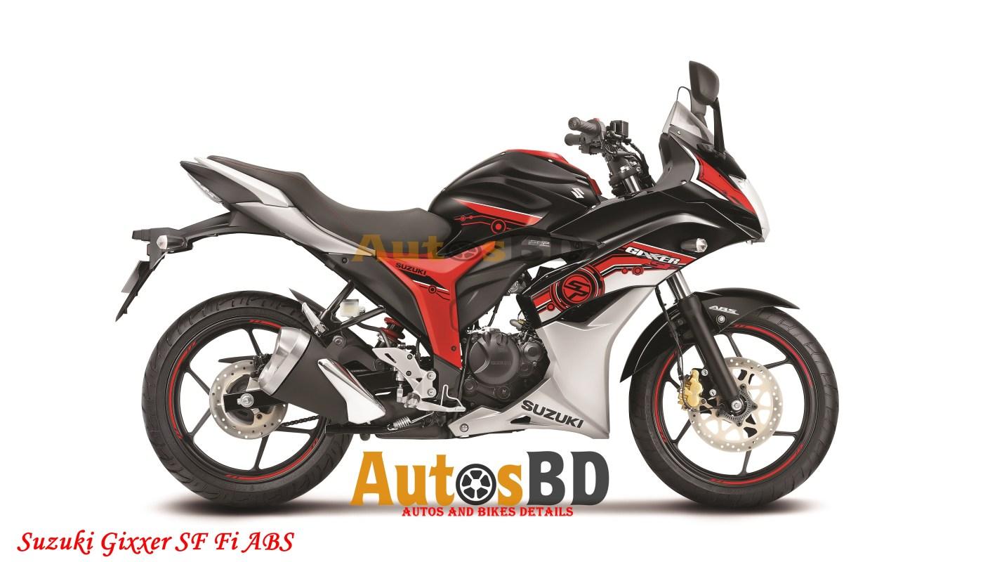 Suzuki Gixxer SF Fi ABS Specification