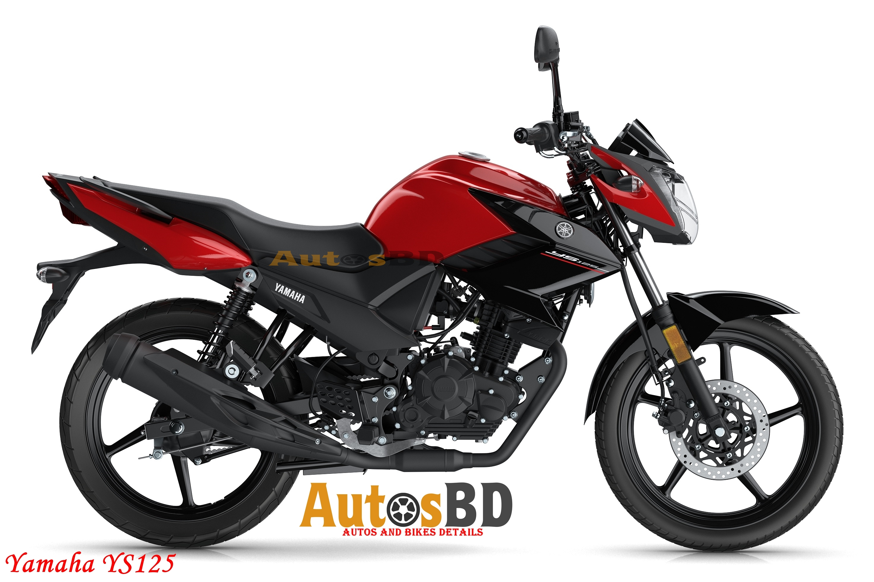 Yamaha YS125 Motorcycle Specification