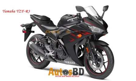 Yamaha YZF-R3 Specification