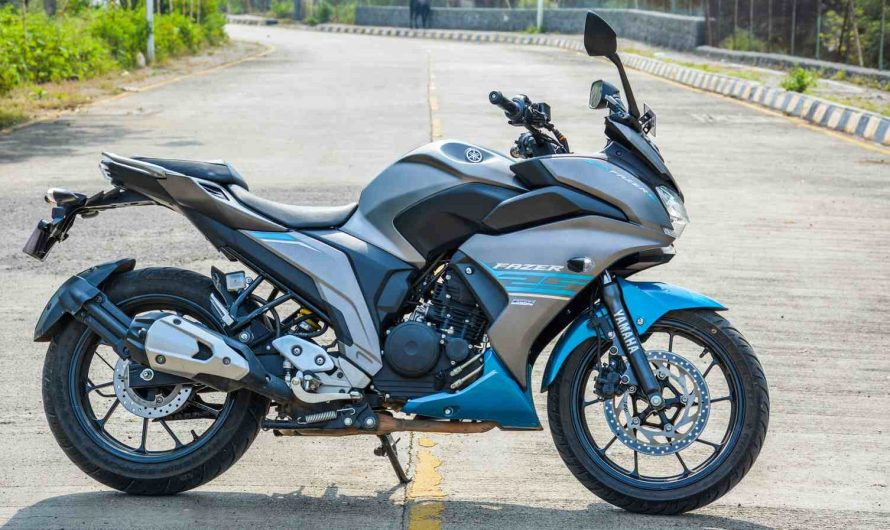 Yamaha Fazer 25 Specification
