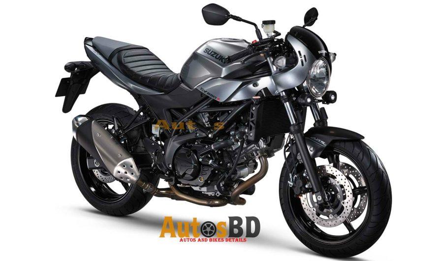 Suzuki SV650X Motorcycle Price in India